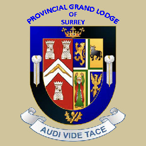 provincial grand lodge of surrey