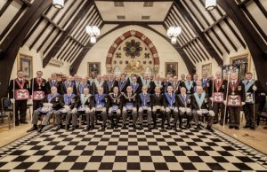 Burstow Freemasons Lodge Croydon